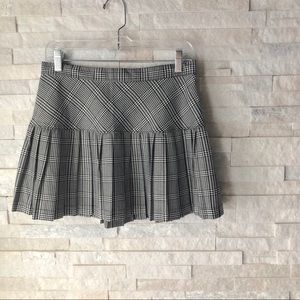 FOREVER 21 | pleated school girl skirt size L